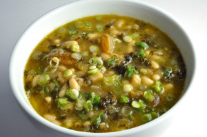 Bean and Squash Soup 1